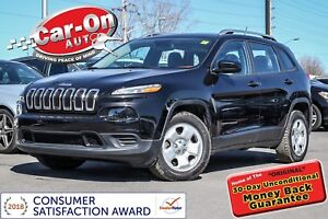 2016 Jeep Cherokee Sport A/C CRUISE BLUETOOTH ONLY 33,000 KM