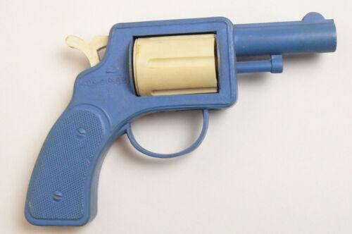 Gun Russian Pistol Toy Revolver Original Vintage USSR Soviet Plastic