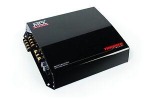 MTX TM904B Thunder Marine Amplifier, 4 Ch, 300 W RMS (Black)