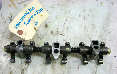 Sba120036360 Ford 1210 Engine Rocker Arm Shaft Assembly