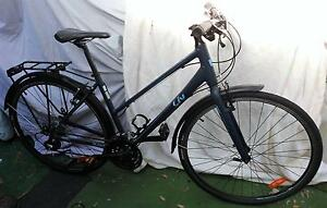 GIANT 'ALIGHT LIV 2': COBALT BLUE LADIES BIKE IN EXCELLENT COND Kingsford Eastern Suburbs Preview