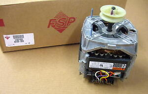 21001950 Genuine Whirlpool FSP Maytag Washer Washing Machine Motor 35-6671