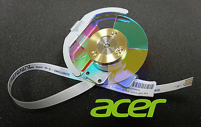 Acer P1166 P1266 P1266i P1166p P1266p Projector Color Wheel 23.8ba19g00a