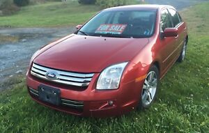 2007 FORD FUSION FULLY LOADED PRICED TO SELL LOW KMS