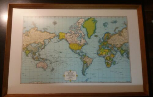 Large Rand McNally