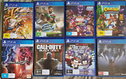 Various PS4 Games. No swaps. Grose Vale Hawkesbury Area Preview