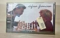 Enrico Ruggeri Difesa Francese Musicassetta Nuova Sigillata -  - ebay.it