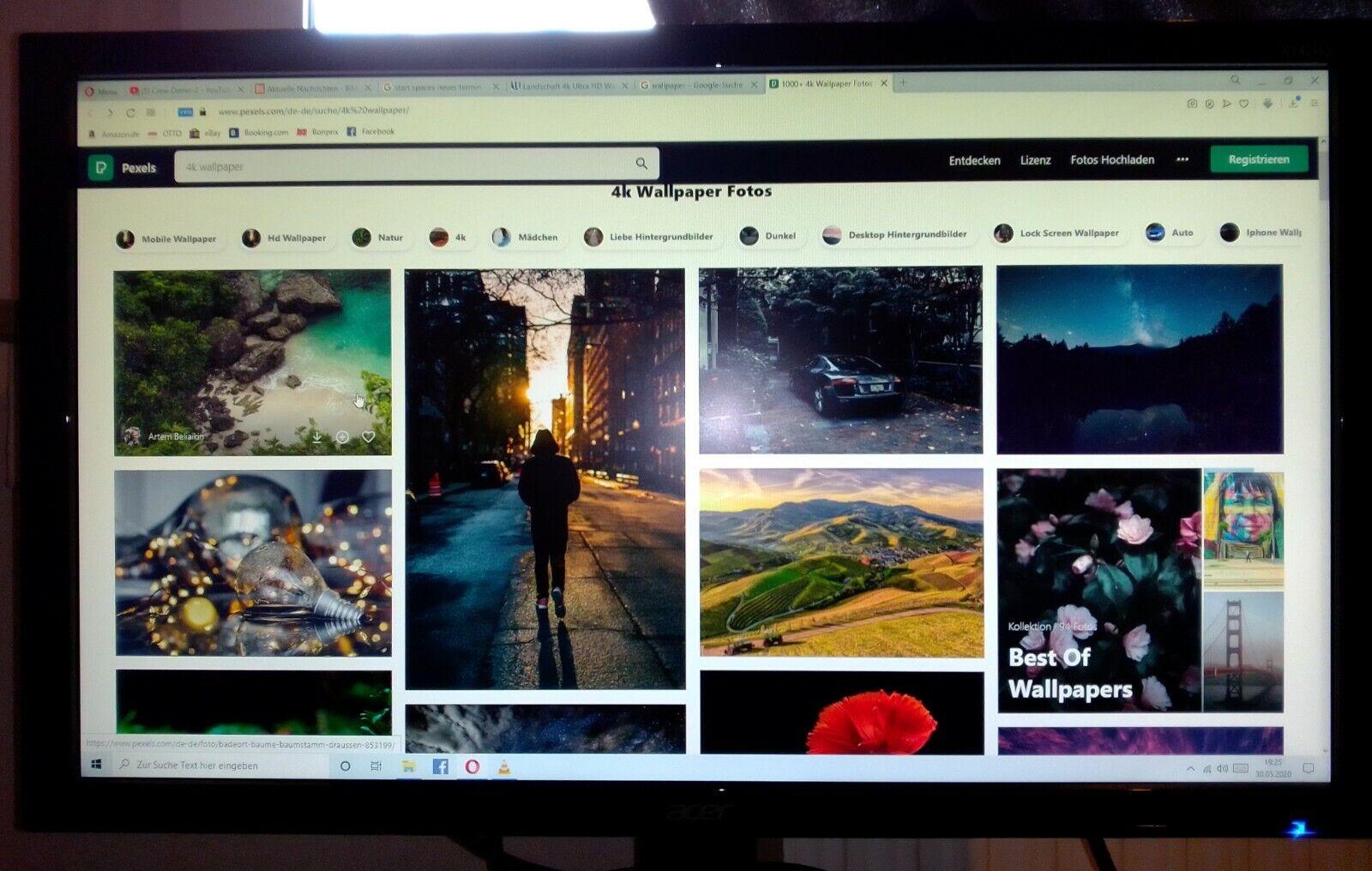 Acer 24 Zoll Monitor 11 Monate alt mit Rest Garantie