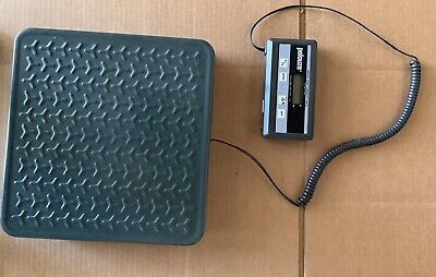 Pelouze 4040 Digital Shipping Scale 400lb Capacity  As-is - For Parts Only