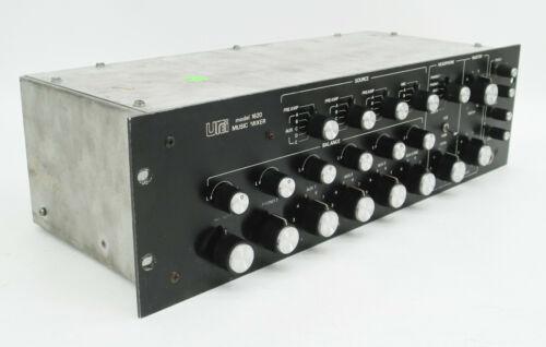 UREI 1620 Music Mixer