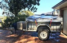 ACE Camper Trailer - Genuine Off-Roader Woonona Wollongong Area Preview