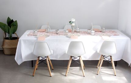 Kids table + chair hire PACKAGE !