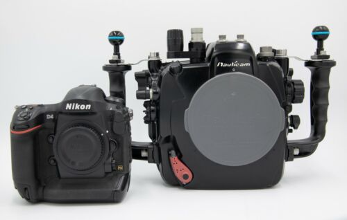 Nauticam NA-D4 & Nikon D4 camera body
