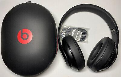 Beats by Dr. Dre Studio 2.0 Wireless Over the Ear Headphones - Matte Black