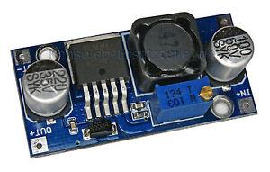DC-DC Step Up Boost Spannungsregler Aufwärtswandler max. 4 Amp. z.B. 5V auf 12V