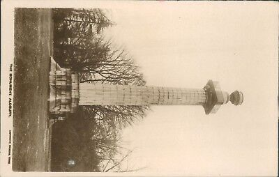 Real photo Aldbury the monument