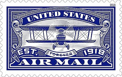 5281 US Air Mail Blue Postage Single Mint/nh Pre-Order Ship After May10