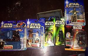 6 Star Wars figurines in original packaging Forrestfield Kalamunda Area Preview