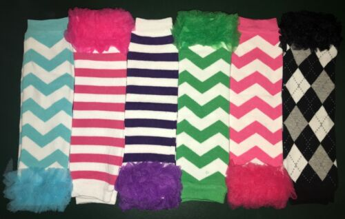 Baby Leg Warmers Easter Valentine