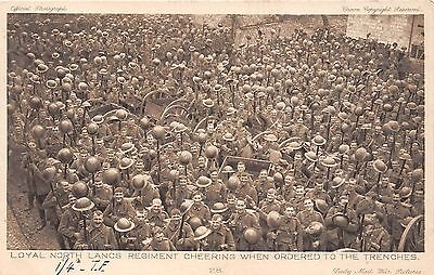 POSTCARD    MILITARY  WWI   DAILY  MAIL    Series  4   No  28