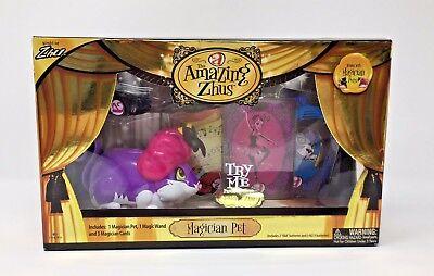 Madame Zhu Amazing Zhus Magician Pet New in Box