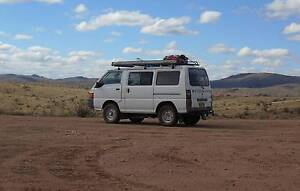 Mitsubishi Express 4WD new engine 30.000 km. Newtown Inner Sydney Preview