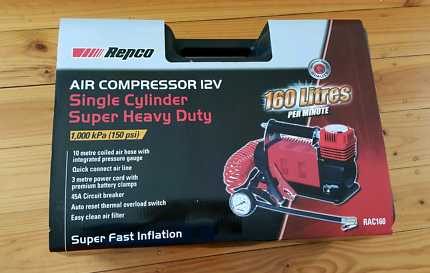 Super Heavy Duty Air Compressor Adelaide CBD Adelaide City Preview