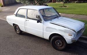 1970 Mazda 1300 Sedan Melbourne CBD Melbourne City Preview