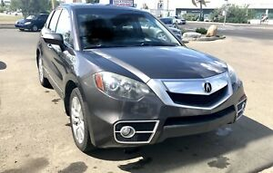"2010 Acura RDX Awd ""No accident"" Remote Starter $10800 obo!!"