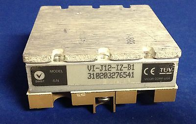Vicor Corp Dc Dc Power Supply Converter   Vi Ji2 Iz B1   24Vdc Input 15Vdc Out