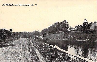 At Hilldale near Hurleyville, N.Y.