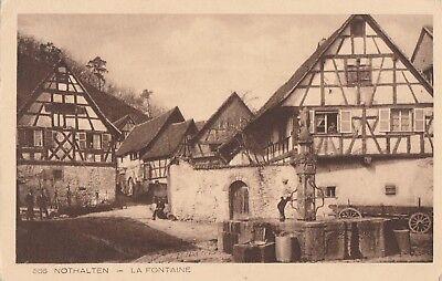 AKNothalten - La Fontaine