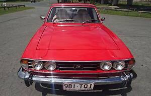 1974 Triumph Stag Manual Convertible TR6 6 cyl Conversion RWC Reg Benowa Gold Coast City Preview