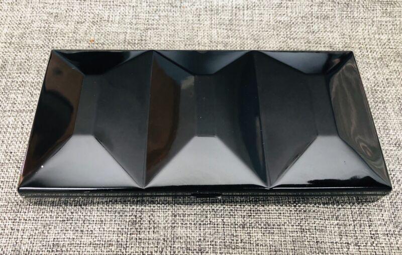 Fome Empty Watercolor Palette Box 12 Half Pans Enamelled Model 2090