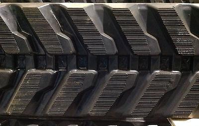 2-tracks John Deere Rubber Track 35c 35d 35zts 35g 300x52.5x86 30052586