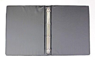 4-ring Binder Lot Of Five Koloman Handler Legal Size 1.5-inch Black
