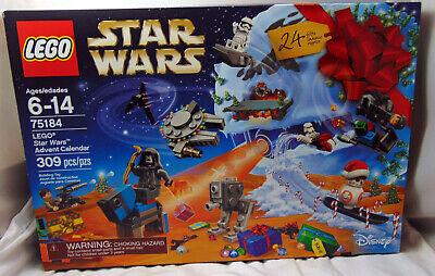 LEGO Star Wars Advent Calendar Christmas 75184 Building Blocks Kit 309 Piece