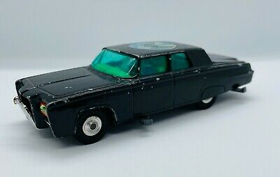 Vintage Green Hornet Black Beauty Die Cast Car Corgi Toys Hornet's Made in UK