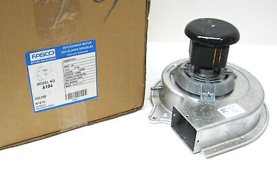 Fasco A184 Furnace Draft Inducer Motor for Goodman 7058-0229