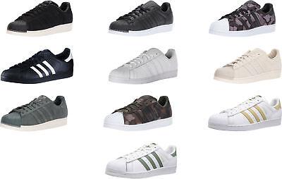 adidas Originals Men's Superstar Foundation Casual Sneakers, 12