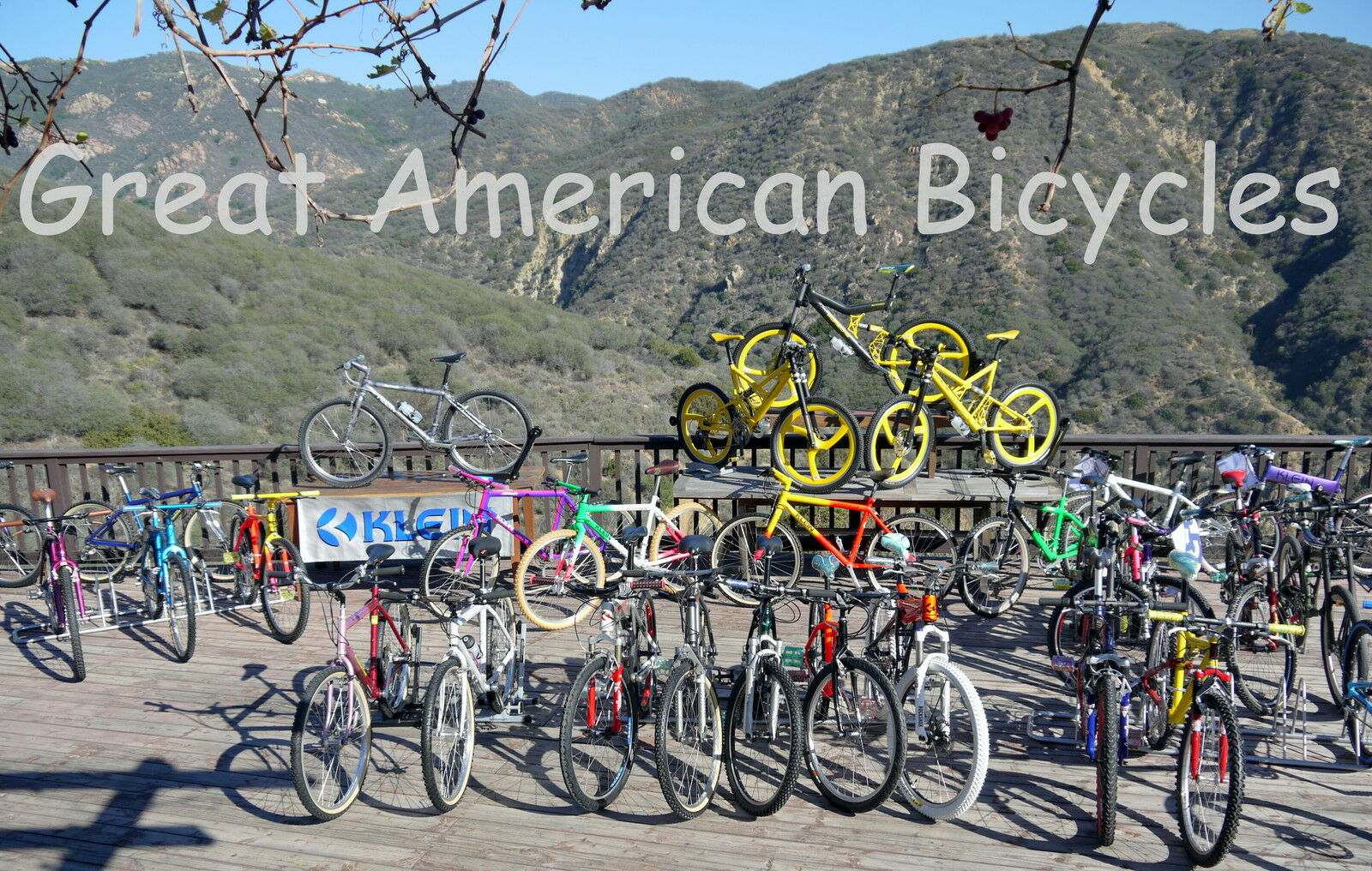 Great American Bicycles