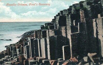Antrim   Giants Causeway Basaltic Columns   Northern Ireland