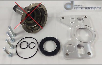 R32 V6 Vr6 02M 6 Gang Turbo Getriebe DRP GQV Front antrieb FWD umbau , gebraucht gebraucht kaufen  Scheeßel