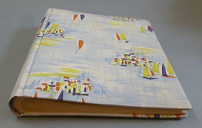 Fotoalbum 50er Jahre Fifties Album 48 Seiten um 1956 Top Zustand - unbenutzt!