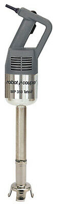 Robot Coupe Mp350 14in Commercial Hand Held Power Mixer Stainless 660 Watts