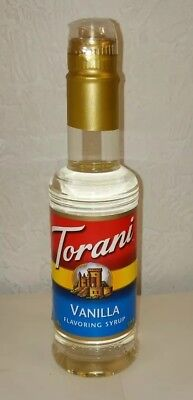Torani Vanilla Flavoring Syrup 12.7 Ounce Coffee Soda Syrups Food Beverages New