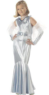 Glamorous Hollywood Movie Star Girl Child Costume](Movie Star Girls Costume)