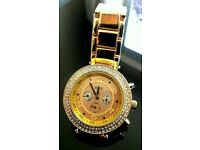 Women's watch bling style for that special occasion