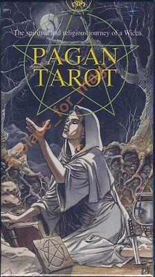 NEW Pagan Tarot Deck Cards Lo Scarabeo