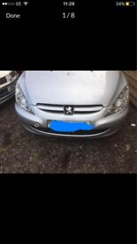 Peugeot 307 Breaking For Spares/parts